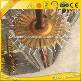Commande numérique par ordinateur en aluminium de profil de commande numérique par ordinateur d'extrusion en aluminium d'usine de Foshan