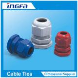 Tipos de nylon resistente al agua Cable glándula Pg métricas