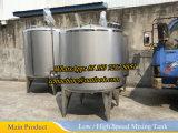 Roestvrij staal die Tank mengen (roestvrij staal die vat mengen)