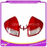 Plastikdeckel-Form der einspritzung-Vorderseite-Lampen-PMMA