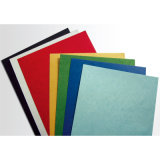 A4 A3 bunter Deckel Schwergängigkeit-Deckel Belüftung-Cover/PP/thermischer Bindind Deckel/Steelback thermischer Deckel/Leatherboard Deckel/Leinendeckel