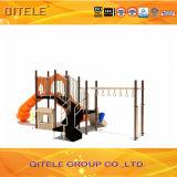 De OpenluchtSpeelplaats van Qitele die voor Pretpark wordt geplaatst