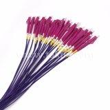 Cavo ottico/cavo viola personalizzati della fibra del cavo della fibra Om4
