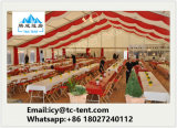 1000 Seater Aluminum Marquee Tent for Church with Plain PVC Sidewalls