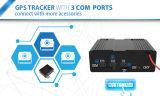 Traqueur stable travaillant du véhicule GPS avec 3 ports de COM