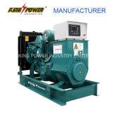 Комплект генератора Cummins 50kw высокой эффективности тепловозный с сертификатом Ce