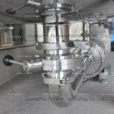 Tipo crema del homogeneizador del dispersor del acero inoxidable de piel que hace la máquina