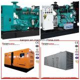 Générateur électrique de pouvoir silencieux diesel de générateur de l'engine 660kw/825kVA de Shangchai