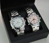 盲目の人々のための合金の箱の水晶話す腕時計