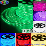 220V LED Outdoor Lights Flexible LED Strip 5050 Decoração de Natal