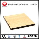 木製カラー積層物のフェノールのボード