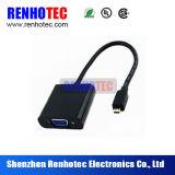 Hochgeschwindigkeits-HDMI VGA-Kabel und Verbinder