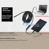 Новая 6 камера IP67 Endoscope USB СИД 5mm делает Endoscope водостотьким USB камеры 2m