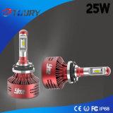 luz del coche de 24V LED con la linterna flexible de la tira 12V de la INMERSIÓN