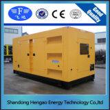 250kVA Stamfordの交流発電機の極度の無声のディーゼル発電機セット