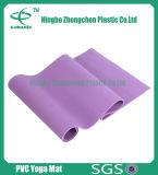 Домашняя циновка йоги пригодности PVC циновки тренировки спорта тренировки пола PVC гимнастики