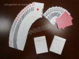 Costume plástico do competidor Yh19 do cartão do casino do preço 100%