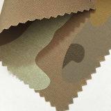 Ткань Camo пожаробезопасной противостатической холстины камуфлирования изготовления защитная
