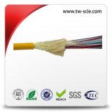Multi scopo incagliato di singolo modo di memoria multi del cavo ottico GJFJV della fibra