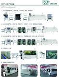 De concurrerende Fabrikant van China van de Oven van de Terugvloeiing met 8 het Verwarmen Streken