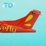 Glimworm Atr72-600 27cm Plastic ModelSchaal 1/100 BedrijfsVliegtuigen voor Verkoop