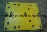 Свет - серая доска пластмассы Sheet/PP Sheet/PP PP Corrugated для упаковки, Signage, предохранения 1000*2000mm*2mm 1220*2440*4mm