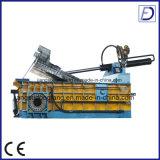 Presse à haut carbone de compacteur de rebut de fil de garantie de qualité