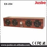 altavoz activo Ex-254 de Bluetooth de la frecuencia 2.5-Inch de la batería llena de la alta capacidad