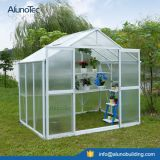 カスタマイズされたサイズのアルミニウム温室