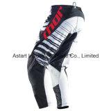Motocross su ordinazione rosso dell'attrezzo del MX di alta qualità che corre i pantaloni (MAP01)