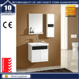 La pared europea del MDF colgó la cabina de los muebles del cuarto de baño con el espejo