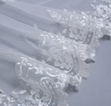 Handmade Bridal вуали для невесты, новые вуали венчания