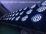 la IGUALDAD del zoom LED de 18PCS LED puede encenderse