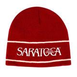 赤い印刷の帽子の帽子(JRK148)