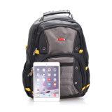 Mode en nylon extérieure de fonction de cahier d'ordinateur portatif pour 15.6 '' sacs à dos d'ordinateur portatif
