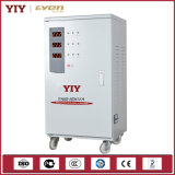Tns 3 LED表示が付いている段階30kVAの電圧安定装置