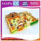2016 neuer Kind-Spielplatz InnenPalyground