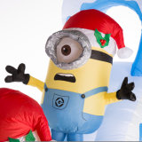 Feiertags-Partei-Weihnachtsspiel-aufblasbare Günstling-Plättchen-Dekoration