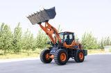 Exkavator-Partner-Cer-anerkannte vorderes Rad-Ladevorrichtung mit Schaufel 2cbm
