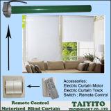 Taiyito는 주름잡아 드리운다 시스템, 전기 자동화한 휘장 궤도를 주름잡아 드리운다 자동화했다