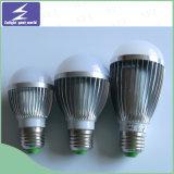 최신 LED 전구 5W E27 E14 LED 알루미늄 LED 빛