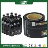 étiquette de chemise de rétrécissement de PVC 30-50mic pour le module de bouteille