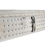 100%Premium de Natuurlijke Matras van de Lente van het Putje van het Latex met de Hoogwaardige Dekking van de Stof Tencel voor Woonkamer meubilair-Fb821