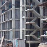 Parede de perímetro concreta pré-fabricada concreto da divisória/máquina de pouco peso interior do painel de parede