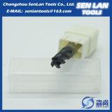 Торцевая фреза карбида вольфрама высокого качества твердая для подвергать механической обработке CNC