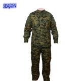 トレーニングのスーツの軍隊のスーツの軍隊は安全衣類によって印刷されるつなぎ服のユニフォームの着せをごまかす