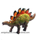 Plastik-Belüftung-wildes Tier-Dinosaurier für Kinder