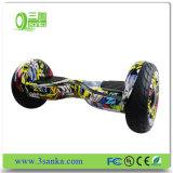 Uno mismo de 2 ruedas que balancea Hoverboard con teledirigido