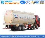 Caminhão de tanque do pó 6*4/cimento