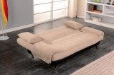 Fantastisches Entwurfs-Wohnzimmer-Gewebe gefaltetes Sofa
